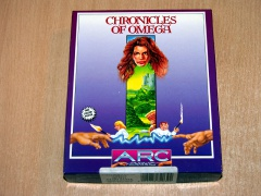 Chronicles Of Omega by ARC