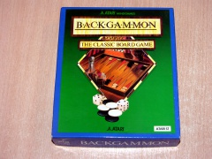 Backgammon by Atari