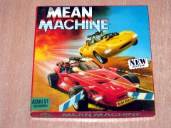Mean Machine by Codemasters