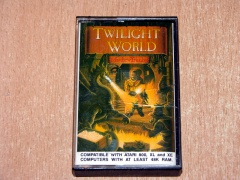 Twilight World by Atari