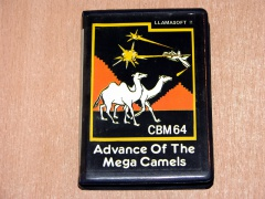 Advance Of The Mega Camels by Llamasoft