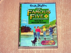 Famous Five : On A Treasure Island by Enigma Variations