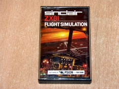 Flight Simulation by Sinclair