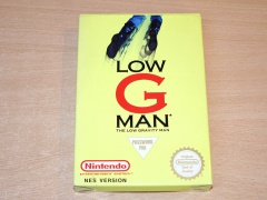 Low G Man by Nintendo