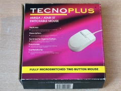 Amiga / Atari ST Mouse by Technoplus - Boxed
