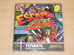 Escape From Planet Of Robot Monsters by Tengen