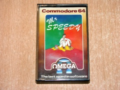 Mr Speedy by Omega