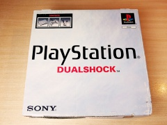 Sony Playstation Console - Boxed