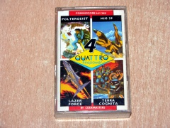 Quattro : Firepower by Codemasters
