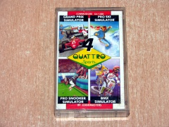 Quattro : Sports by Codemasters