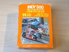 Indy 500 Box Set by Atari