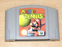 Mario Tennis by Nintendo