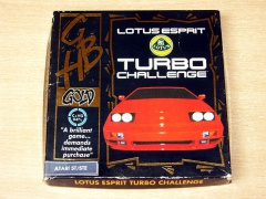 Lotus Esprit Turbo Challenge by GBH Gold