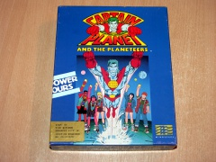 Captain Planet & The Planeteers by Mindscape