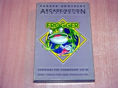 Frogger by Parker Brothers