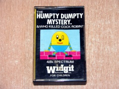 The Humpty Dumpty Mystery by Widgit Software