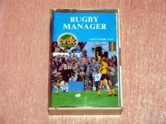 Rugby Manager by Artic