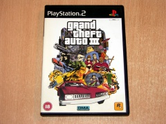 Grand Theft Auto 3 by Rockstar