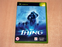 The Thing by Konami