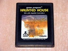Haunted House by Atari