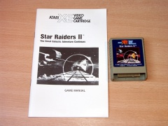 Star Raiders 2 by Atari