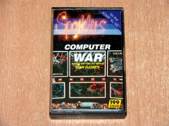 Computer War by Sparklers