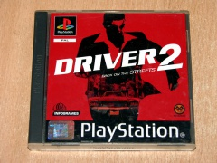 Driver 2 by Infogrames