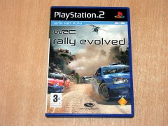 WRC : Rally Evolved by Evolution