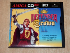 Defender Of The Crown 2 by Commodore