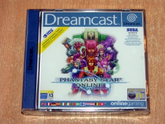 Phantasy Star Online by Sega