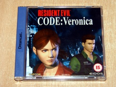 Resident Evil : Code Veronica by Capcom