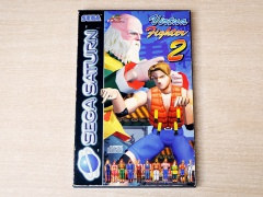 Virtua Fighter 2 by Sega