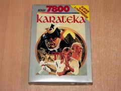 Karateka by Atari