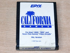 California Games by EPYX