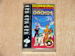 Star Wars Droids by Mastertronic