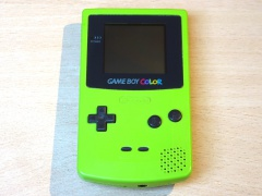 Gameboy Color Console - Green