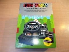 CBS Colecovision Expansion Module No. 2 - Boxed