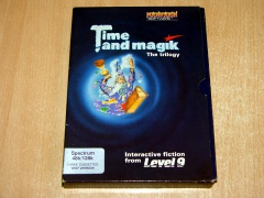Time And Magik : The Trilogy by Mandarin / Level 9