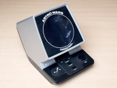 Astro Wars by Grandstand - Boxed + PSU