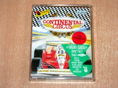 Continental Circus by Virgin Games