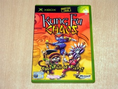 Kung Fu Chaos by Microsoft