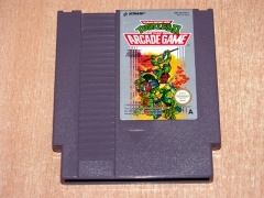 Turtles 2 : The Arcade Game by Konami