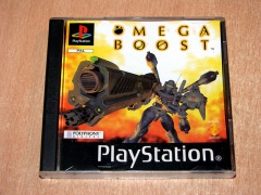 Omega Boost by Polyphony from Retrogames