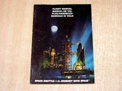 Space Shuttle - A Journey Into Space Manual