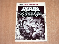 Ikari Warriors Manual