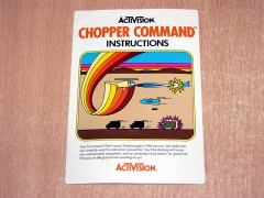 Chopper Command Manual