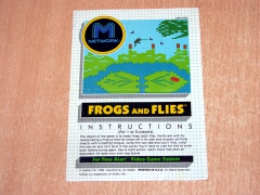 Frogs And Flies Manual