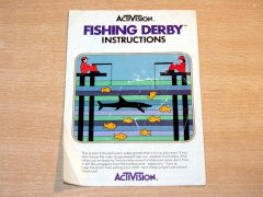 Fishing Derby Manual