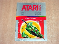 Galaxian Manual