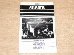 Atlantis Manual
